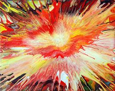 Acrylic Paint Explosion by ~Mark-Chadwick on deviantART