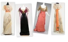 Edwardian & Titanic Fashion: Would love to modernize this style...take off some of the frills.