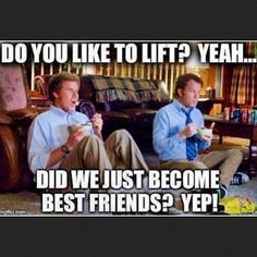 LOL! #lifting #crossfit #funny