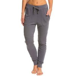 Under The Canopy Organic Starre Joggers - Granite  #lifestyle #products #women #style #fashion #goals #beautiful #trending #shopping #ideas #yoga #pin #promote #clothes #yogastyle