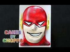 The FLASH Cake (How To) - Collaboration with MackandNorm - YouTube