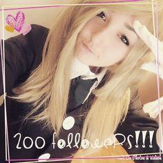 Meister maka reporting for duty!  Wowow! 200? Thank you everyone haha!  #maka#makaalbarn#makaxsoul#makachop#souleater#souleatercosplay#makaalbarncosplay#makacosplay#dwma#deathweaponmeisteracademy#deathscythe#cosplay#anime#manga#cosplaygirl#cosplaywig#makeup#cosplaymakeup#deaththekid#soulevans#soul#kishin#kishinasura#blackstar#weaponandmeister#meistermaka#cosplayselfie