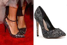 Shoe Crush: Julianne Hough's sparkly, prom-perfect stilettos!