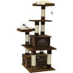 "Go Pet Club 67"" Condo House Cat Tree"