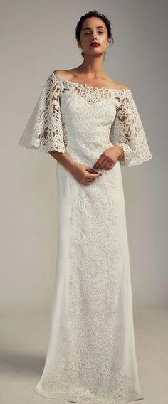 Tadashi Shoji Bridal - Cadence Gown | Something borrowed, something ...