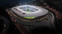 """TFF Vodafone Arena'nın adını değiştirdi  """"TFF Vodafone Arena'nın adını değiştirdi"""" http://fmedya.com/tff-vodafone-arenanin-adini-degistirdi-h33005.html"""