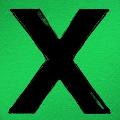 Ed Sheeran - X on Colored 180g 45RPM 2LP + Download September 27 2016
