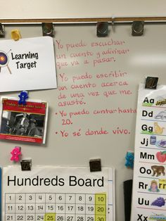 33 Best Learning Targets Images On Pinterest Classroom Classroom