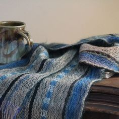 Beautiful 4-shaft scarves, from Happy Weaving from Vävmagasinet