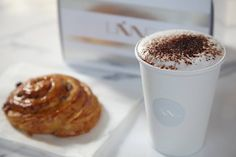 Freshly made pastries and coffee on the go for those in a rush, or if you have more time take your time and enjoy it slowly in LANG on the ground floor Shangri La London, Shangri La Hotel, Coffee To Go, Restaurant Bar, Afternoon Tea, Lily, Dishes, Dining, Ground Floor