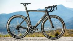 BMC TMR01 Ultegra Di2 Bike radar