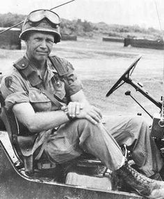 Col. George S. Patton IV in South Vietnam