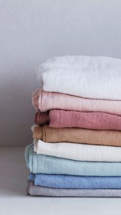 Linen Bed Sheets, Linen Bedding, Cosy Bed, Baby Poses, Fabrics, Interiors, Bathroom, Colors, Cotton