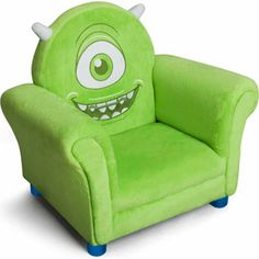 Disney Pixar Monsters University Upholstered Chair. I got this for Henry too!