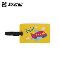 Luxcel Travel accessory Luggage Identificador De Bagagem lovely artwork for men and boys