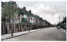 Watford Oxhey Avenue unused old postcard Watford, Old Postcards, Old Pictures, Street View, Antique Photos, Old Photos, Old Photographs, Watford F.c.