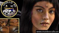 Apolo 20 y la momia extraterrestre hallada en la nave espacial Mona Lisa.