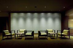 makoto yamaguchi uses textures and traditional craft inside japanese restaurant interior