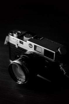 I Leica the leica Leica M, Leica Camera, Camera Gear, Film Camera, Photography Camera, Photography Portfolio, Technique Photo, Classic Camera, Rangefinder Camera