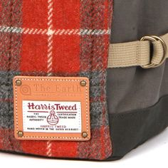 Find out more about our Harris Tweed collaborations.