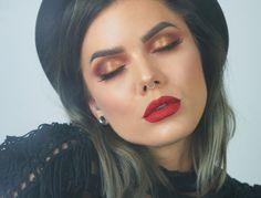 【ρinterest: ⚜ LizSanez✫☽】 //♡ Linda Hallberg Makeup - fortune