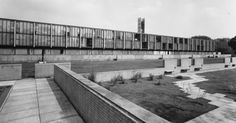 Image result for st catherine's college arne jacobsen