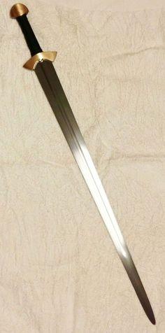 Alae Swords Viking Sword. Reground Tinker Blade & Quiet Press Fittings.