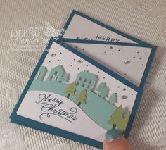 Debbie's Designs: Paper Pumpkin November 2016 Kit Alternative Projects!