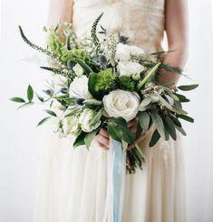 21 Amazing Textural Wedding Bouquets To Get Inspired | Weddingomania
