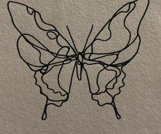 Dainty Tattoos, Pretty Tattoos, Mini Tattoos, Small Tattoos, Unique Tattoos, Unique Butterfly Tattoos, Hidden Tattoos, Unique Tattoo Designs, Modern Tattoos