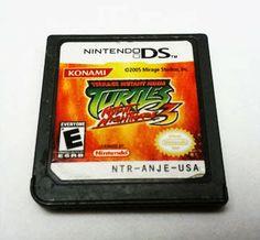 The Huh?: Teenage Mutant Ninja Turtles 3: Mutant Nightmare DS Review