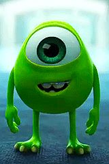 little mike from monsters university gifs {GIF}