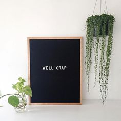 This board can be used to answer any of the following questions: Is tomorrow Monday? Do I have any clean clothes? Did I press Reply or Reply All? : @flowerandfig
