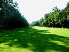 Grand Haven Golf Course Fairway