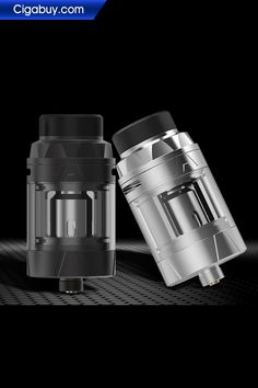 Presenting the Augvape Intake Sub-Ohm Tank, which is the third collaborative project between Augvape and YouTube Vape Reviewer Mike Vapes.