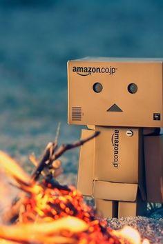 Amazon Box  - Fire camp