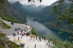 أجمل مكان في النرويج - العقل السليم