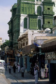 Saudi Arabia, Jeddah, Old Town Souk Alalawi, Old House Arabian Decor, Arabian Art, Islamic Architecture, Art And Architecture, Travel To Saudi Arabia, Saudi Arabia Culture, Jeddah Saudi Arabia, Best Of Rome, City Drawing