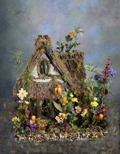 fairy house from etsy