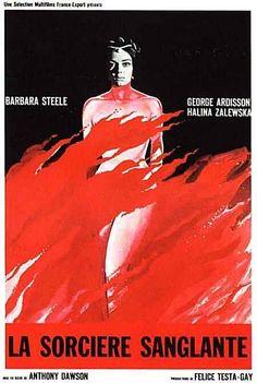 LA SORCIERE SANGLANTE, Antonio MARGHERITI, 1965