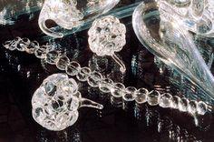 Chen Zhen, 'crystal landscape of inner body', 2000