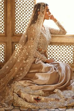 Malabar Bridal Collection by Sania Maskatiya Desi Wedding Dresses, Asian Wedding Dress, Country Wedding Dresses, Princess Wedding Dresses, Cinderella Wedding, Tulle Wedding, Wedding Bouquets, Dream Wedding, Indian Bridal Outfits