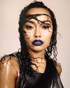 New picture of Leigh Anne for Elements shooting in Notion Magazine 2016