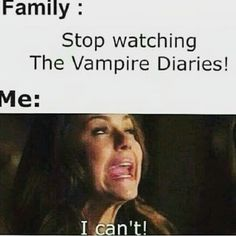 tvd, the vampire diaries, and Nina Dobrev image The Vampire Diaries, Damon Salvatore Vampire Diaries, Ian Somerhalder Vampire Diaries, Vampire Diaries Wallpaper, Vampire Diaries Seasons, Vampire Diaries The Originals, Stefan Salvatore, Really Funny Memes, Funny Relatable Memes