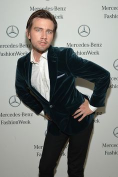 Torrance Coombs - Mercedes-Benz Fashion Week Spring 2014 - Official Coverage - People And Atmosphere Day 3