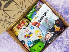 "Marvel Tsum Tsum, Angry Birds, Ninja Turtles + more! Check out the contents of March 2017 Toy Box Monthly ""Boys Box,"" here's the review!   Toy Box Monthly March 2017 Subscription Box Review →  https://hellosubscription.com/2017/04/toy-box-monthly-march-2017-subscription-box-review/ #ToyBoxMonthly  #subscriptionbox"