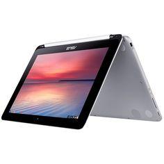 ASUS Chromebook Flip C100PA | HD camera 1280 x 800 HD IPS display | 360° for fun entertainment