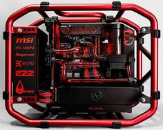 Project Eris - MSI Z170 & GTX 980Ti, In Win D-Frame Mini, Intel i5-6600K…
