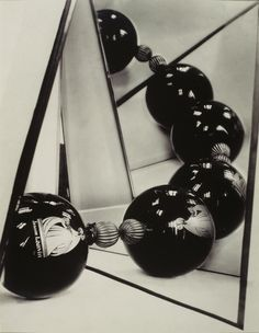 Jeanne Lanvin, Smoke and mirrors: Florence Henri, the queen of surrealist photography – in pictures Mirror Photography, History Of Photography, Still Life Photography, Geometric Photography, Reflection Photography, White Photography, Herbert Bayer, Surrealist Photographers, Female Photographers
