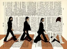 Altered-Books Beatles?